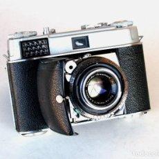 Cámara de fotos: *C1957* • KODAK RETINA IB (TYPE 019 / I) CON FOTÓMETRO • SCHNEIDER XENAR F2.8 SYNCHRO COMPUR. Lote 191278008