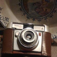Cámara de fotos: CAMARA FOTOGRAFICA WERLISA COLOR CON FUNDA. Lote 191503936