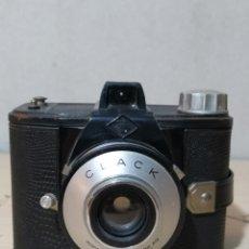 Cámara de fotos: AGFA CLACK CON FUNDA - AÑOS 50. Lote 191627928