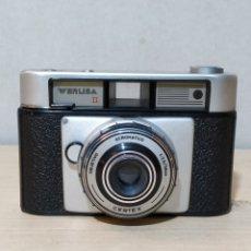 Cámara de fotos: CAMARA WERLISA II FABRICADA EN ESPAÑA POR CERTEX - AÑO 1966. Lote 191628505