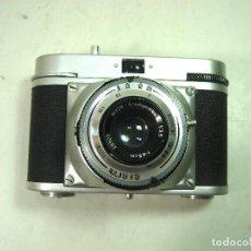 Cámara de fotos: CAMARA FOTOS-IDEAL COLOR 35 ENOSA MADE IN SPAIN 1960- LENTE NIXON ANASTIGMAT 35MM MM FOTOGRAFICA. Lote 191679047