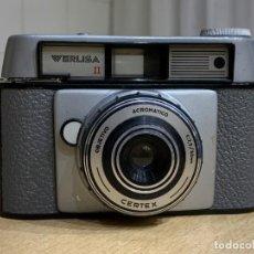 Cámara de fotos: WERLISA II B FABRICADA EN ESPAÑA. Lote 193006365
