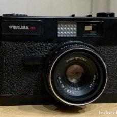 Cámara de fotos: WERLISA MN A-1 FABRICADA EN ESPAÑA AÑO 1973. Lote 193007928