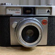 Cámara de fotos: WERLISA COLOR D FABRICADA EN ESPAÑA AÑO 1967. Lote 193018151