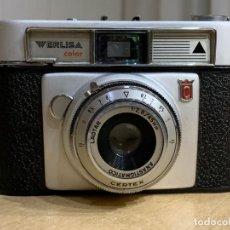Cámara de fotos: WERLISA COLOR B 3 FABRICADA EN ESPAÑA AÑO 1966. Lote 193020232