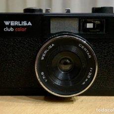 Cámara de fotos: WERLISA CLUB COLOR MODELO B 3 FABRICADA EN ESPAÑA. Lote 193047867