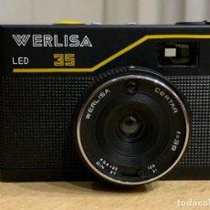 Cámara de fotos: WERLISA LED 35 FABRICADA EN ESPAÑA. Lote 193049120