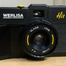 Cámara de fotos: WERLISA HIT FABRICADA EN ESPAÑA. Lote 193049255