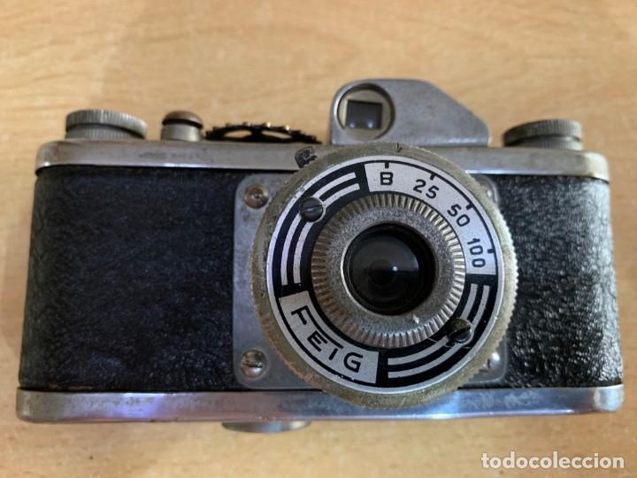 Cámara de fotos: FEIG FABRICADA EN ESPAÑA EN 1948 - Foto 3 - 193202732