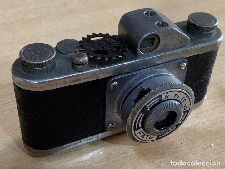 Cámara de fotos: FEIG FABRICADA EN ESPAÑA EN 1948 - Foto 4 - 193202732