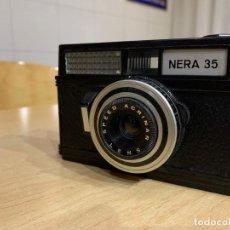 Cámara de fotos: NERA 35 FABRICADA EN ESPAÑA. Lote 193217193