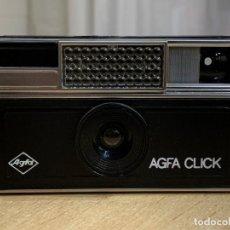 Cámara de fotos: AGFA CLICK FABRICADA EN ESPAÑA. Lote 193221258