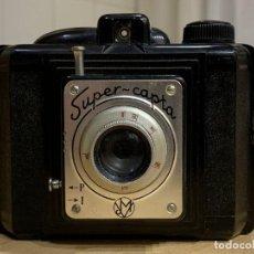 Cámara de fotos: SUPER CAPTA FABRICADA EN ESPAÑA. Lote 193232543