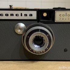 Cámara de fotos: CONCISA FABRICADA EN ESPAÑA. Lote 193669921