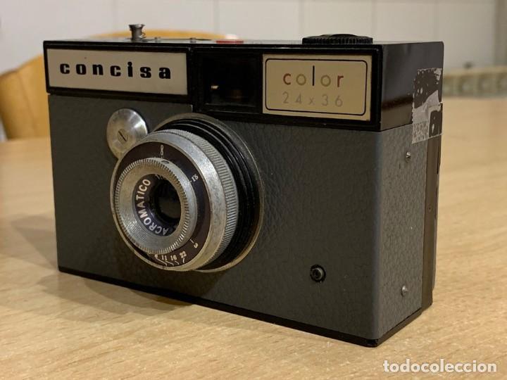 Cámara de fotos: CONCISA FABRICADA EN ESPAÑA - Foto 3 - 193669921