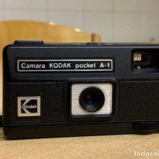 Cámara de fotos: KODAK POCKET A-1 FABRICADA EN ESPAÑA. Lote 193670033