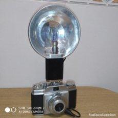 Cámara de fotos: AGFA SILETTE PRONTOR CON FLASH. Lote 193842853