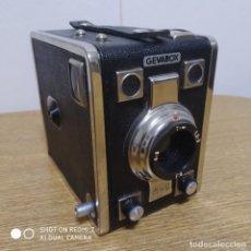 Cámara de fotos: GEVABOX 6×9 IMPECABLE. Lote 193843902