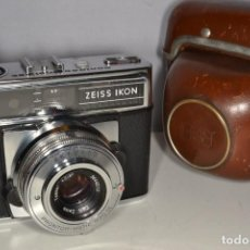 Fotocamere: CÁMARA ZEISS IKON CONTESSAMAT SBE - TESSAR 2,8/50 - REF. 1670. Lote 193999532