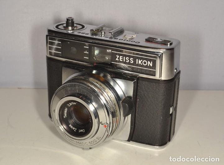 Cámara de fotos: Cámara Zeiss Ikon Contessamat SBE - Tessar 2,8/50 - ref. 1670 - Foto 2 - 193999532