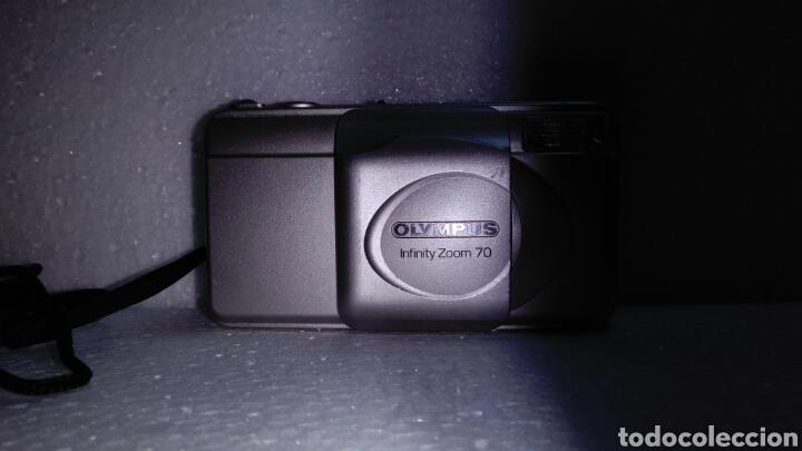 CAMARA COMPACTA (Cámaras Fotográficas - Clásicas (no réflex))