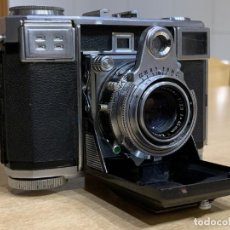 Cámara de fotos: ZEISS IKON CONTESSA '35' (533/24) TESSAR F2.8. Lote 194143667