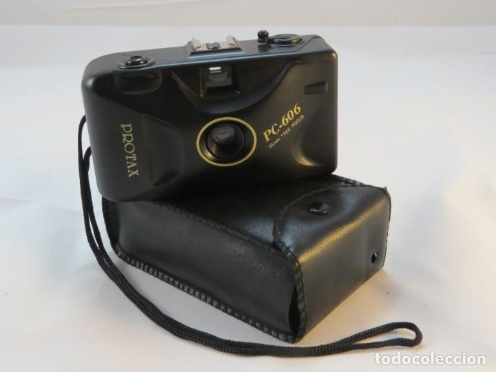 CAMARA PROTAX PC-606SIN USAR NUNCA (Cámaras Fotográficas - Clásicas (no réflex))