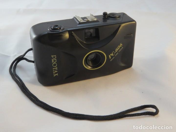 Cámara de fotos: Camara Protax PC-606Sin usar nunca - Foto 2 - 194215855