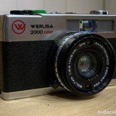 Cámara de fotos: WERLISA 2000 COLOR A - 3 FABRICADA EN ESPAÑA. Lote 194278278
