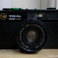 Cámara de fotos: WERLISA 2000 COLOR A - 2 FABRICADA EN ESPAÑA. Lote 194279697