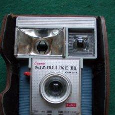 Cámara de fotos: CÁMARA BROWNIE STARLUXE II KODAK. Lote 194280528