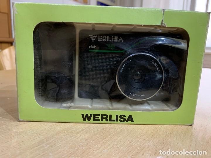 Cámara de fotos: WERLISA CLUB 35 FABRICADA EN ESPAÑA - Foto 2 - 194280667