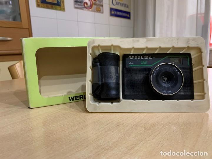 Cámara de fotos: WERLISA CLUB 35 FABRICADA EN ESPAÑA - Foto 3 - 194280667