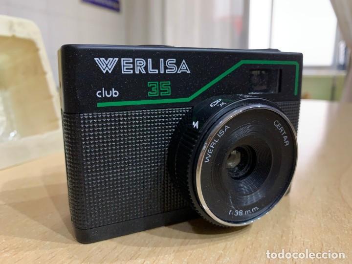 Cámara de fotos: WERLISA CLUB 35 FABRICADA EN ESPAÑA - Foto 4 - 194280667