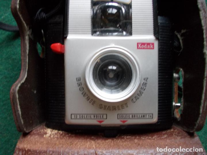 CÁMARA BROWNIE STARLET KODAK (Cámaras Fotográficas - Clásicas (no réflex))
