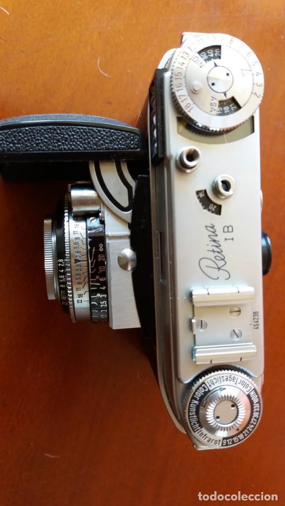 Cámara de fotos: Kodak Retina 1B - Foto 3 - 194314292