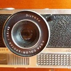 Cámara de fotos: AGFA. Lote 194317450