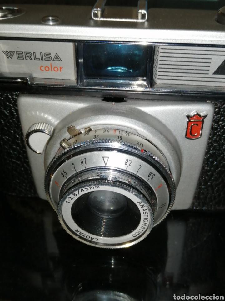 Cámara de fotos: Cámara fotográfica WERLISA color Certex - Foto 4 - 194535396
