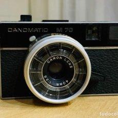 Cámara de fotos: CANOMATIC M 70. Lote 194553878
