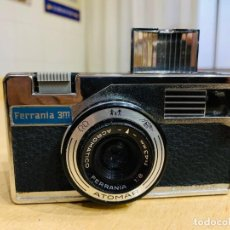 Cámara de fotos: FERRANIA 3M. Lote 194559208