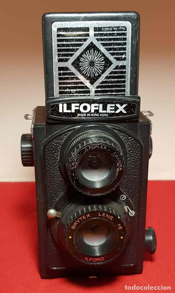 CAMARA ILFORD ILFOFLEX (Cámaras Fotográficas - Clásicas (no réflex))