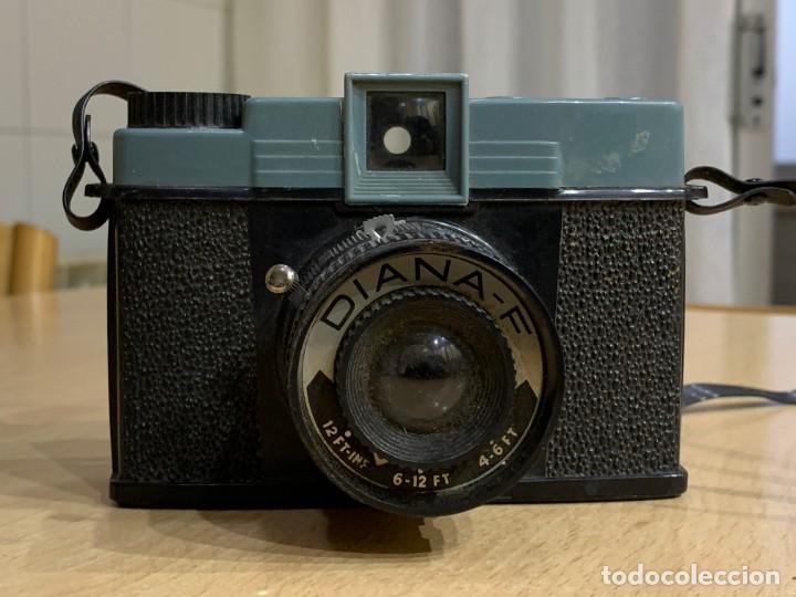 DIANA F (Cámaras Fotográficas - Clásicas (no réflex))