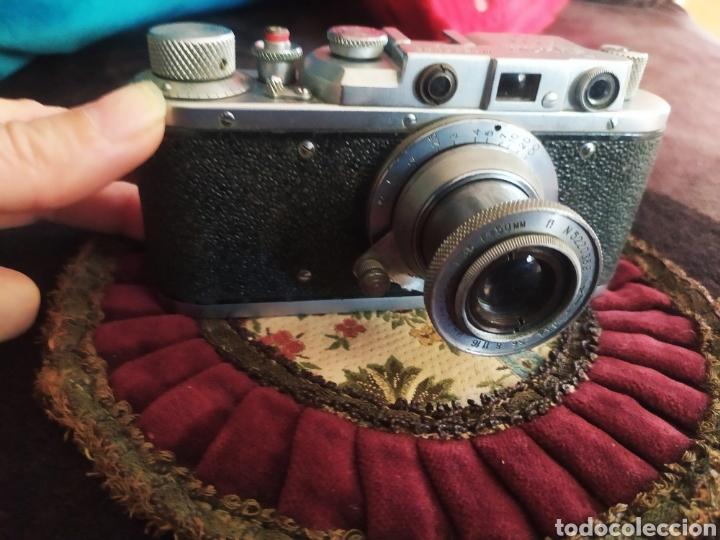 Cámara de fotos: -&- Zorki 1? Rusa , soviética, cámara de fotos - Foto 5 - 194895945
