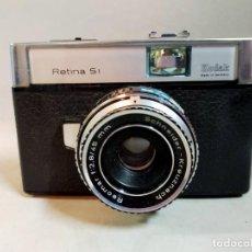Cámara de fotos: CAMARA DE FOTOS KODAK RETINA S1 MADE IN GERMANY. Lote 195090131