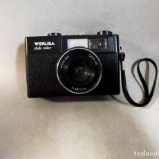 Cámara de fotos: CAMARA DE FOTOS WERLISA CLUB COLOR. Lote 195130535
