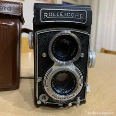 Cámara de fotos: ROLLEIICORD VB MODELO K3VB TIPO 2 EN UN ESTADO IMPECABLE. Lote 195177718