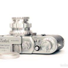 Cámara de fotos: TELEMÉTRICA SHOWA KOGAKU LEOTAX- F. 1954. JAPÓN. Lote 195203066