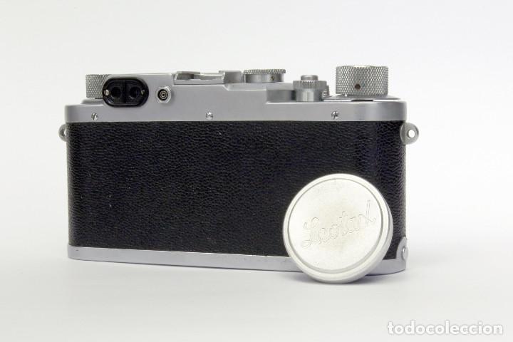 Cámara de fotos: Telemétrica Showa Kogaku Leotax- F. 1954. Japón. Leica copia. - Foto 6 - 195203066