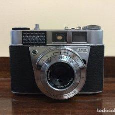 Cámara de fotos: CÁMARA FOTOGRÁFICA KODAK RETINETTE IB- INCLUYE FUNDA CAJA INSTRUCCIONES Y COMPLEMENTOS.. Lote 195205991