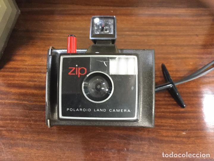 Cámara de fotos: CÁMARA FOTOGRÁFICA - POLAROID ZIP LAND CAMERA - INCLUYE CAJA INSTRUCCIONES Y FLASHES - Foto 4 - 195218190